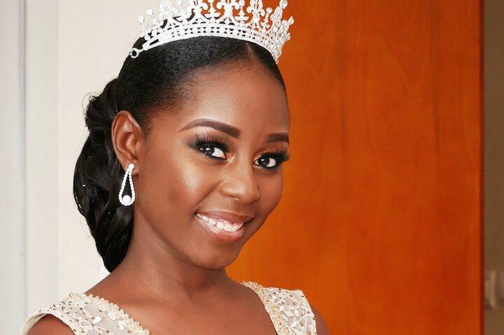 Bridal Makeup dark skin