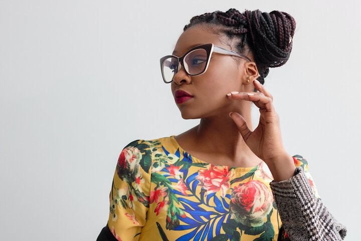 Latest African Braided Styles