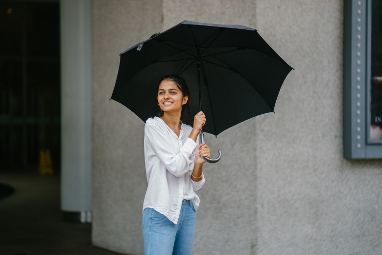 fashion for rainy season